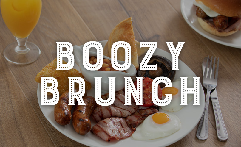 Brunch packages