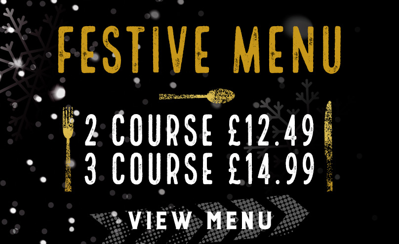 Festive Menu at The Font