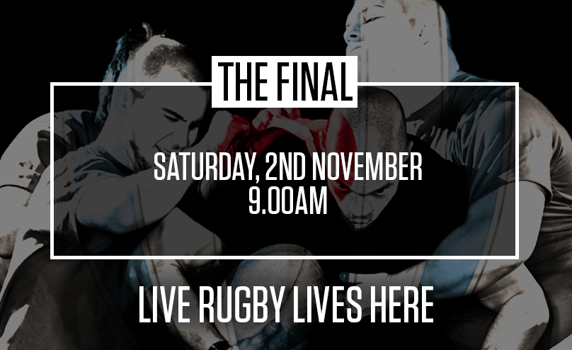 Live Rugby at The Font