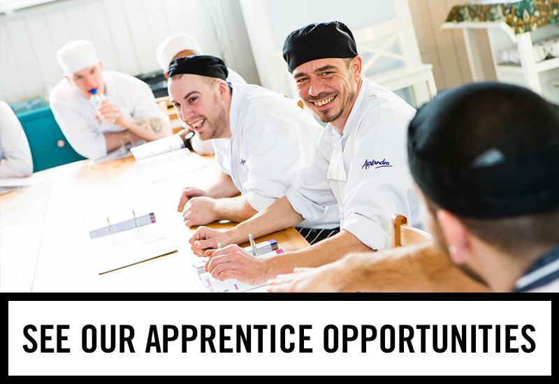 Apprenticeships at The Font