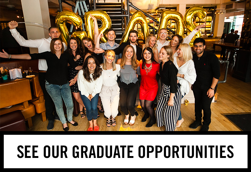 Graduate opportunities at The Font