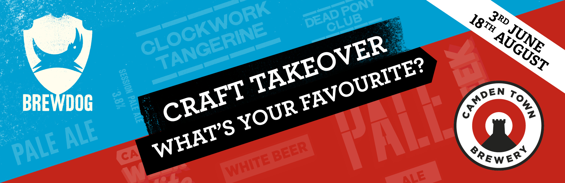 Craft Takeover at The Font
