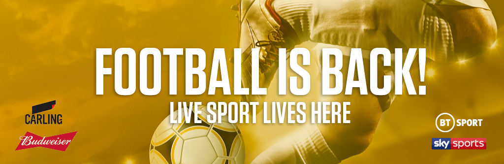 Live Sport at The Font